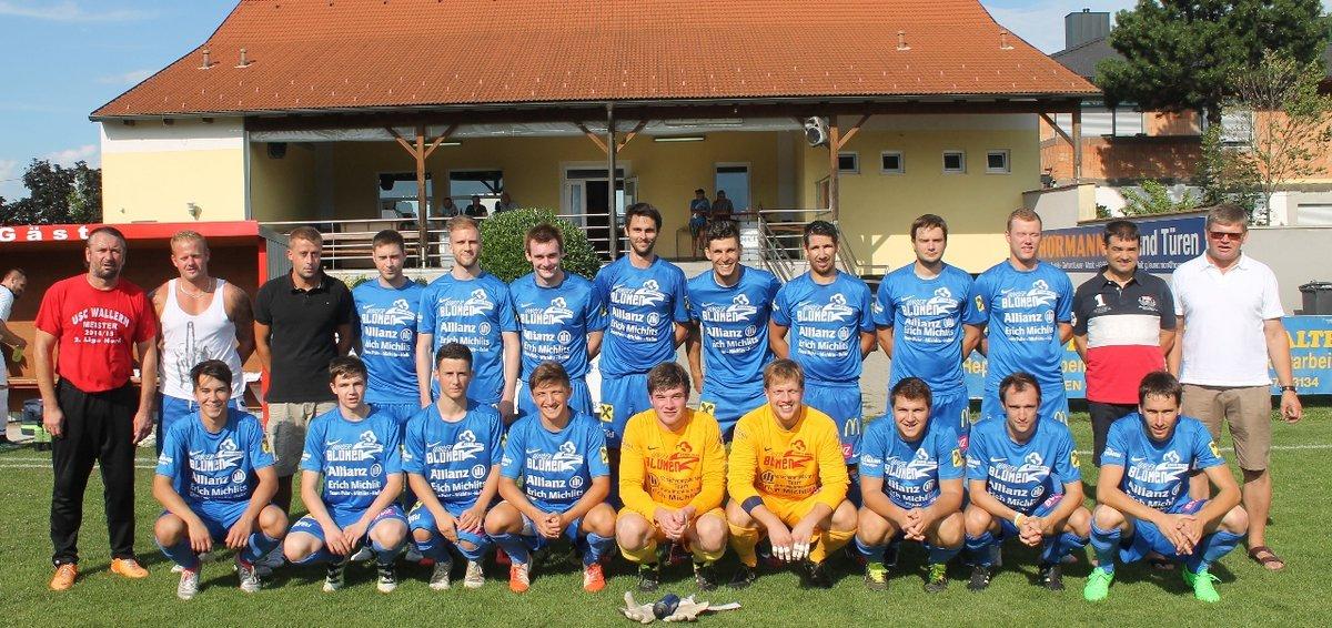 USC Wallern Kampfmannschaft 2016-17