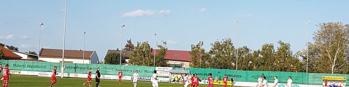5.Runde Illmitz-Wallern 0:1 (0:0) Reserve 1:1 vom 9.9.2017