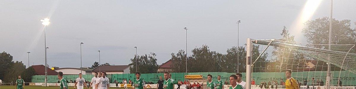 5.Runde FC Illmitz : USC Wallern 0:1(0:0) Reserve 1:1
