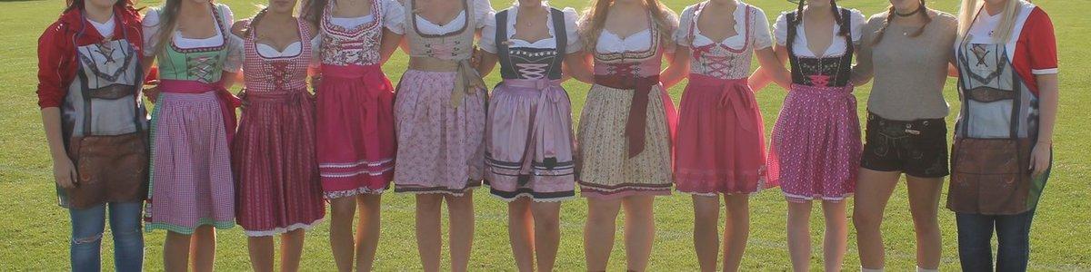 Oktoberfest beim Meisterschaftsspiel Wallern-Andau 4:1 (1:0) Reserve 1:0