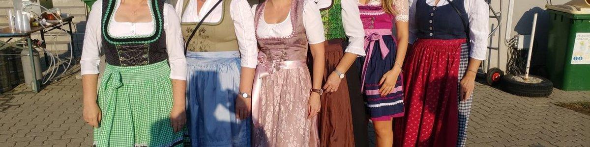 Wallern-Illmitz 2:1(0:0) Reserve 3:2 mit Oktoberfestfotos