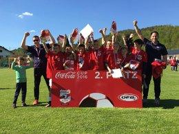 U 12 Finale Im Coca Cola Cup 2016