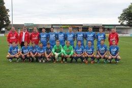 USC Wallern Reservemannschaft 2016-17
