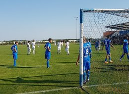1.Runde 2018-19 Andau- Wallern 0:3 (0:1) Reserve 0:0